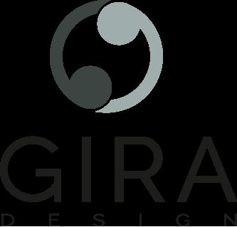 GIRA design Logo